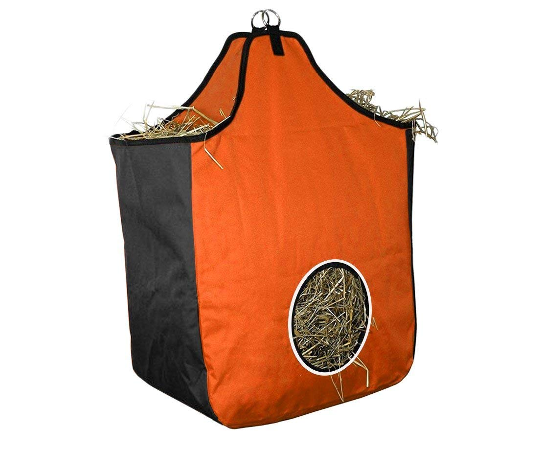 45700bca6381 Get Quotations · Derby Originals 1000D Reflective Horse Hay Bag with O Ring