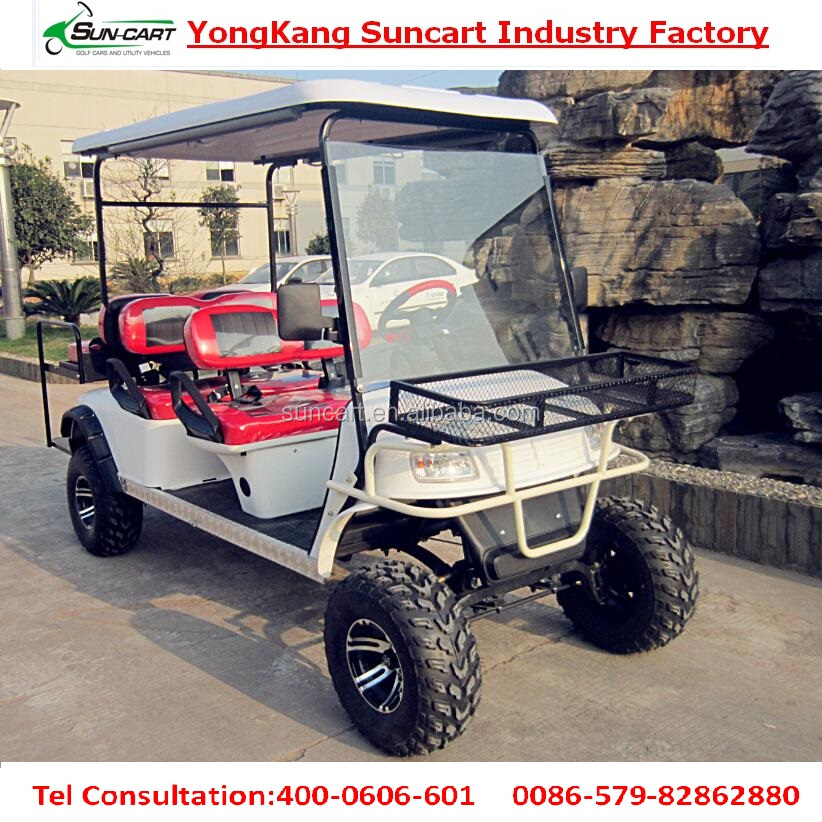 used electric utility cars,gardening transport cart for sale,6 seater electric golf cart