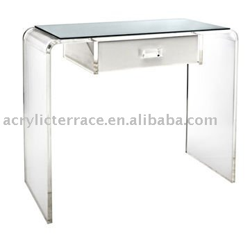 low cost 4f4be 57448 Lucite Acrylic Vanity Table - Buy Lucite Acrylic Vanity Table,Perspex  Vanity Table,Plexiglass Vanity Table Product on Alibaba.com