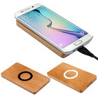 Wireless Charger, Qi Wireless Charger Fast Charging Pad Dock Circle Charging Stand
