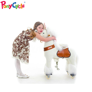 PonyCycle kids riding horse toy on wheel