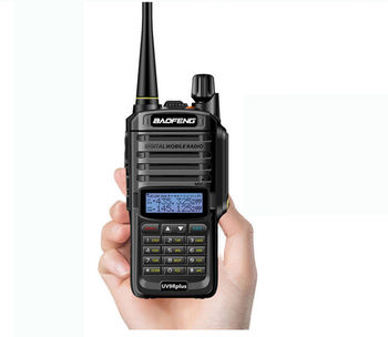 handheld type most powerful walkie talkie baofeng uv 9r plus 15w high power 2 way radios