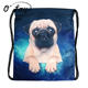 Top Quality Target Taobao Thin Swimming Drawstring Bag Backpack
