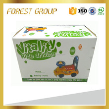 Factory price kraft paper box printing corrugated shipping box on sale