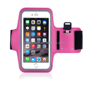 Waterproof Running mobile phone sport armband For iPhone 8 and iPhone 7