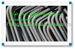 Steel reinforcing materials Bending and cutting