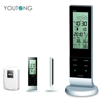 Wireless Weather Station With Wind Direction