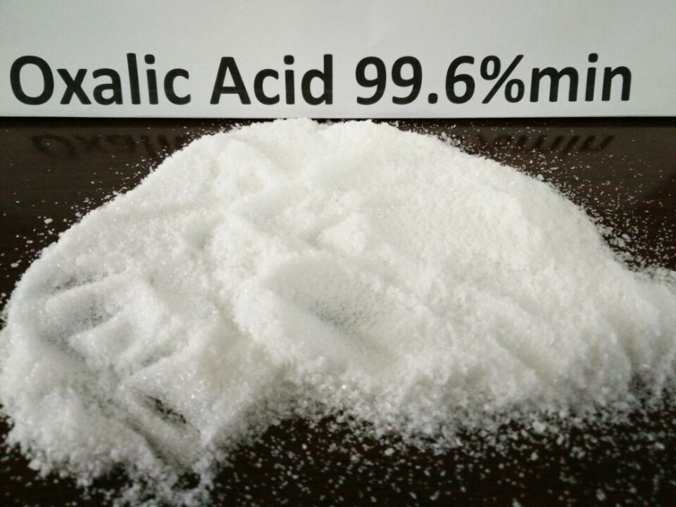 extraction of oxalic acid from kamias Oxalate is a common constituent of plants, and several species, including some crop plants, accumulate high levels of this c2dicarboxylic acid anion depending upon species, oxalate.