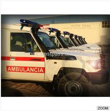 High Quality Ambulance Manufacturers & Suppliers in UAE