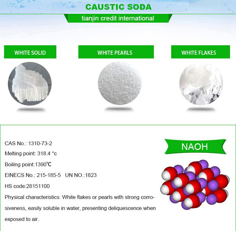 99% Natriumhydroxid / Ätznatron