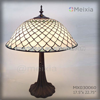 Mx000060 China Wholesale Tiffany Style Stained Glass Table
