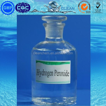 Industrial Grade Hydrogen Peroxide Chemical Pricesfood Grade