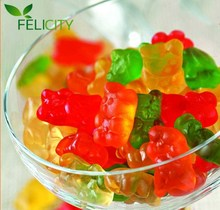 Private Label Gummy Vitamins C Candy Bear