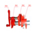 High Strength 1/2 inch Universal Purpose GGG40 Ductile Iron Pipe Clamps Hand Tools