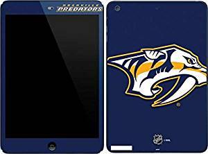 NHL Nashville Predators iPad Mini 3 Skin - Nashville Predators Logo Vinyl Decal Skin For Your iPad Mini 3
