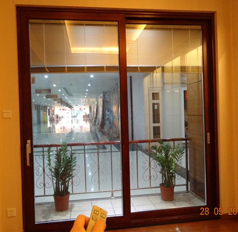 Ventas Calientes De Aluminio Lowes Puertas Corredizas De Vidrio Con ...