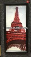 CK-15 Modern Office Wall Decor Paris Eiffel Tower Painting