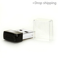 Mini USB Wifi dongle Wireless LAN Network Card 150M with AP for drop shipping and warehousing