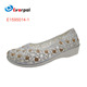 New Model Women Sandals Wedge Heel Pvc Ladies Shoes