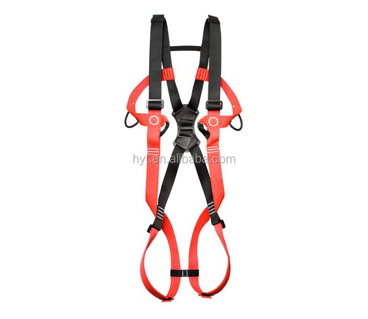 Ce En 361 Nylon Webbing Full Body Harness/safety Beltfor ...