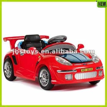 6839 huada ride on electric car for kids with remote control