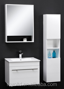 top quality bathroom cabinet with mirror bathroom vanity with side