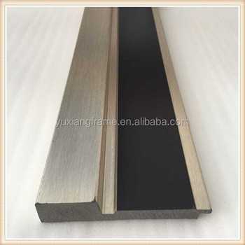 China Factory Price Big Unfinished Wood Picture Frames Wholesale Ps