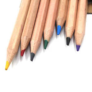 High quality machine grade top color pencil with cheapest price