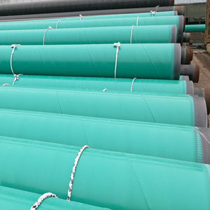 AWWA C210 steel tube FBE coating steel pipe