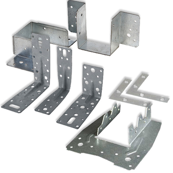 Custom High quality sheet metal aluminum angle bracket