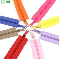 Nylon Zipper By The Yard For Quilt Wholesale no.3,no.5,no.8,no10