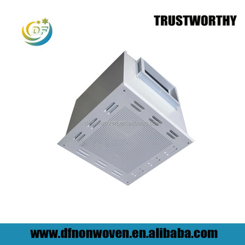 Alibaba china supplier manufacturer cleanroom hospital purification air filter H14 hepa filter box