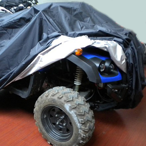 Portable Waterproof UTV ATV Cover Outdoor ATV Dust Cover Car Accessories