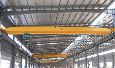 Factory price single girder 5ton workshop crane