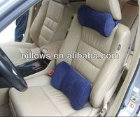 Visco Elastic Car Pillow Memory Foam Car Pillow/ Neck Pillow/ Support Pillow