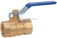 Manual Operated Forged Brass Ball Valve Price
