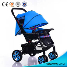 Good quality 3 in 1 stroller baby / China baby stroller manufacturer/ Multifunction strong kids baby pram