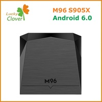 Cheap Price Android 6.0 OS 2g 8g M96x s905x Android Tv Box Set Top Box Digital Tv Set Cable Receiver