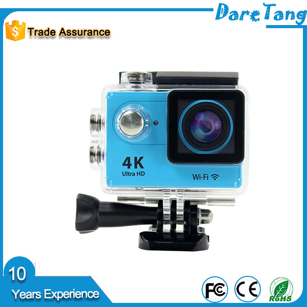 2017 popular 4K action camera factory direct price 12MP Waterproof Mini Sports DV Recorder action camera be unique SDV27W