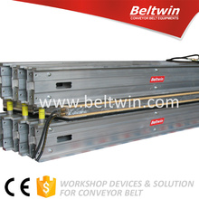 Beltwin light weight plate rubber vulcanizer for splicing conveyor belt