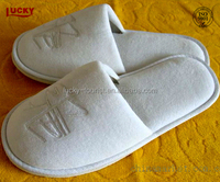 Factory OEM New Style Hot Sale Hotel Bedroom Cotton Slippers