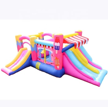 S104A NewDesign OEM Accept Best Price Fabric Material Bouncy Castle Paint Factory in China