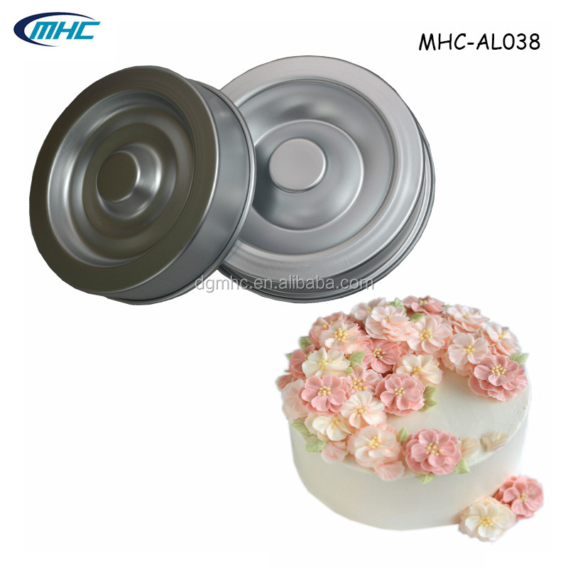 High Quality Aluminum Alloy Nonstick Round Cake Pan Baking Mould