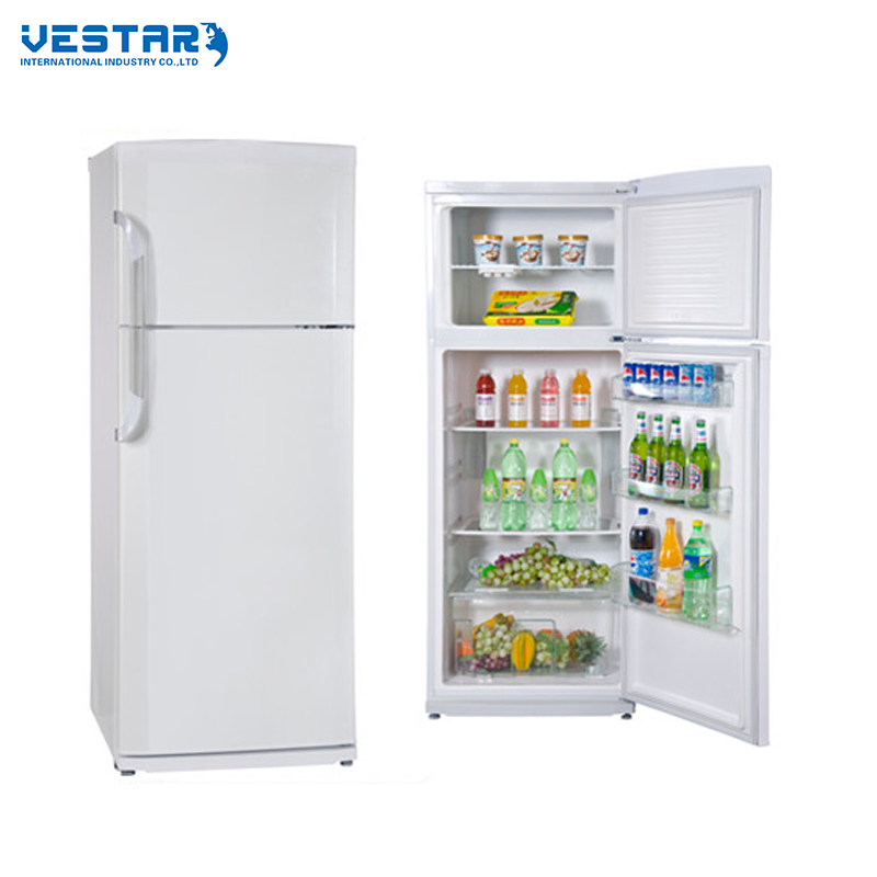 506L easy cleaning double door no frost refrigerator price