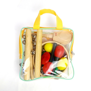 New design DIY mini wooden educational toy set