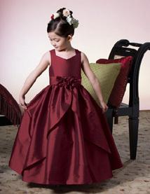 Colorful Flower Girl Dress Or Tulle Flower Girl Dress Pattern Or ...
