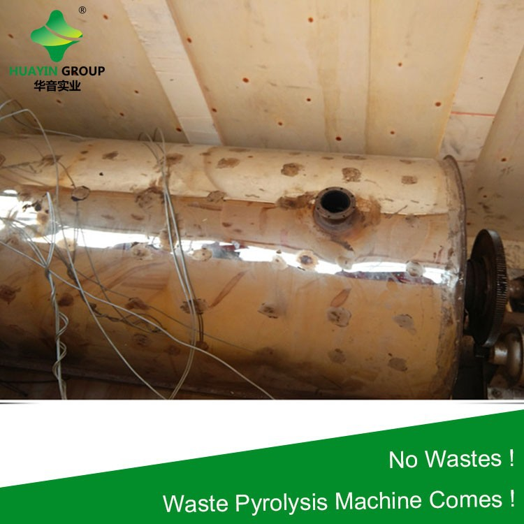 Easy Getting License Small Waste Plastic Pyrolysis To Oil ...