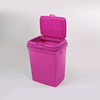 H513 Item 40L Large Pet Food Container Dog Cat Animal plastic Storage Bin 15KG Dry Feed