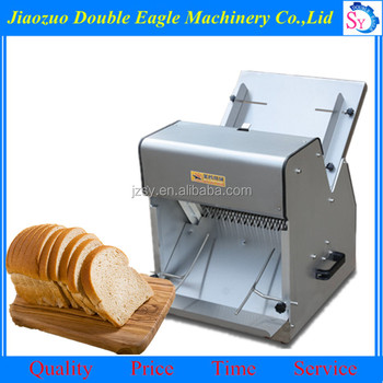 Commercial Bread Slicer Baguette Cutter Bakery Slicing Machine