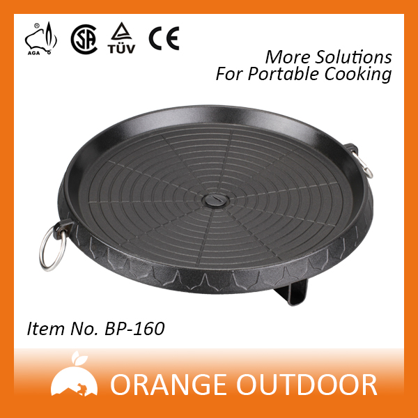 smokeless barbeque bbq griddle BP-160